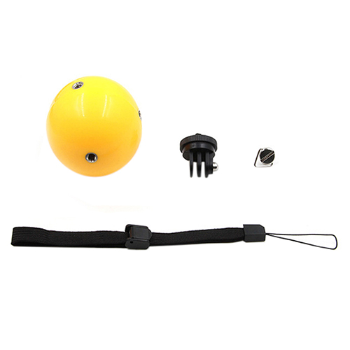 Buoyancy Ball Underwater Diving Anti-settling Ball for GOPRO Hero 5 4 3 Xiaomi yi 4k SJCAM