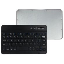 Ultra Slim Aluminum Wireless Bluetooth Keyboard For IOS Android PC BK