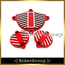 Engine Cam Cover Valve Cap Alloy Dress Up Kit  For Chinese YX 160cc 1P60FMK 150cc 1P60FMJ Engine Pit Dirt Bike Motocross