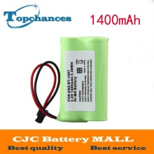 Free Shipping Ni-MH 2.4V 1400mAh Cordless Phone Battery For Uniden BT-1007 BT1007 BT1015