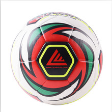 Ball Soccer 4 Item PU Material New Design Brand Football 4 size Outdoor Training Football European Football Team