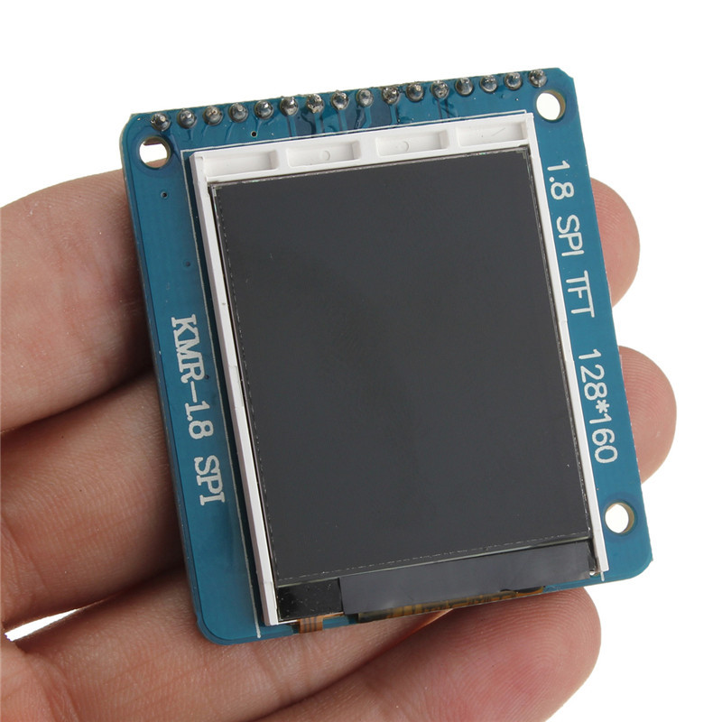 New Stylish 1.8 inch 128 x 160 Pixels For Arduino TFT LCD Display Module Breakout SPI ST7735S Smart Electronics Liquid Crystal(China (Mainland))