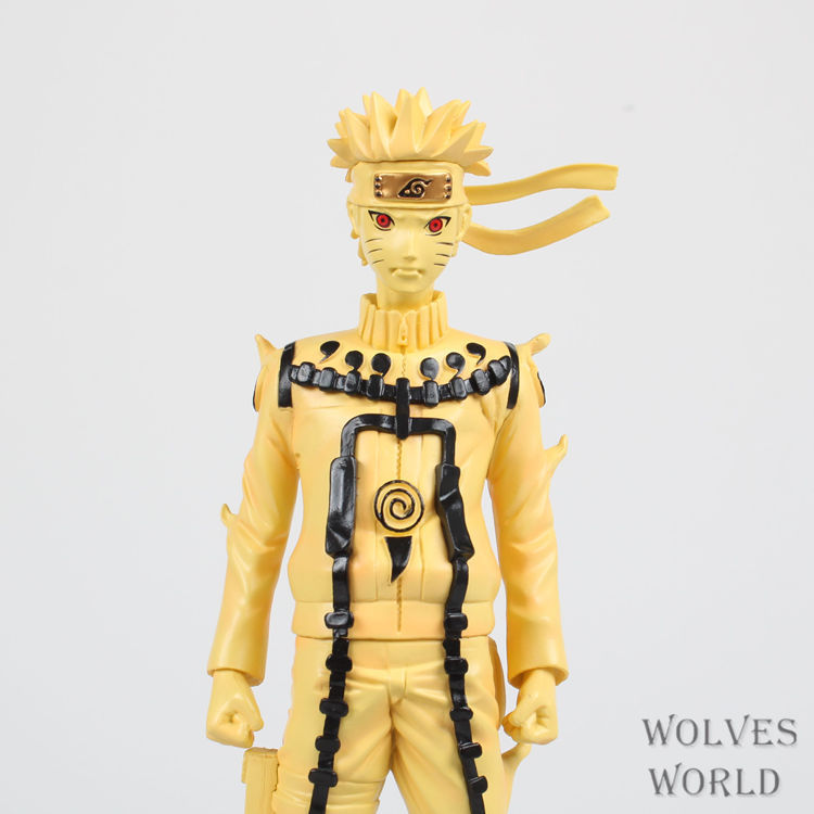 Japan Naruto Action Figure Uzumaki Naruto PVC Action Figure Children Toys &amp; Hobbies 25cm<br>
