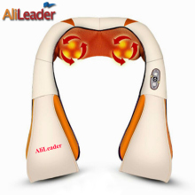Full Body Massagers Electric Massage Pillow With Heat For Back Pain Relief, Muscle Massage Machine For Legs Arms Foot Back Neck