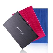 Blueendless External Hard Drive 120GB HDD USB3.0 2.5' High Speed Hard Disk Laptop Desktop HD Externo(China)