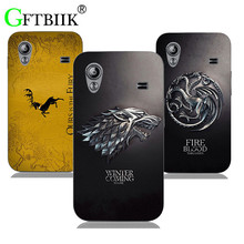 Cute Cartoon Case For Samsung Galaxy Ace S5830i GT S5830 GT-S5830i Hard Plastic Case Fashion Football Cover Game of Thrones 7