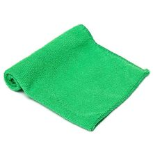 1 Set/10 Pcs Green Microfiber Cleaning Auto Car Detailing Soft Microfiber Cloths Wash Towel Duster Home Clean