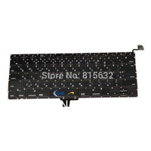 Hot Selling Keyboard For Macbook Pro unibody 13.3'' A1278(2009/2010/2011 Version),Layout Japanese,Brand New!(China)