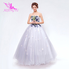 AIJINGYU 2017 new free shipping china bridal gowns cheap simple wedding dress sexy women girl wedding dresses gown TS109(China)