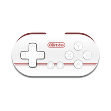 HAOBA Mini Bluetooth V2.1 Gamepad 8Bitdo Zero Controller Joystick Selfie with Remote Shutter for Game Android iOS Window Mac OS(China)