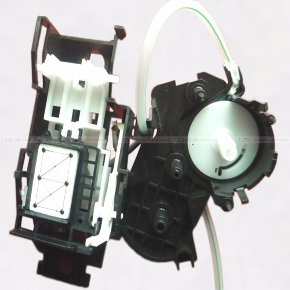 Print Head Ink Pump Cap Station Assembly Unit for Epson R200 R210 R220 R230 R300 R310 R320 Inkjet Printer<br>