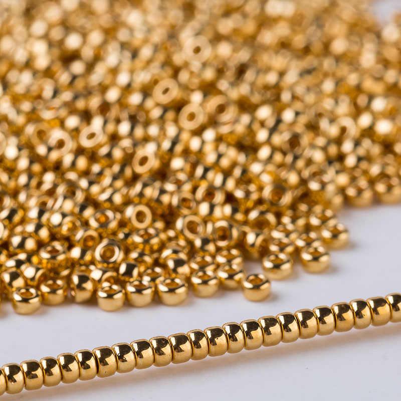 Taidian Hot Sale Japanese Miyuki Seedbeads For DIY Handmade Jewelry Making  3grams lot 11  52d678ae500b