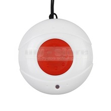 DIYSECUR JA-03 Waterproof Necklace style Emergency Panic Push Button for Our Alarm System