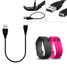 Professional USB Charger Charging Cable For Fitbit Charge HR Wireless Activity Wristband High quality(China)