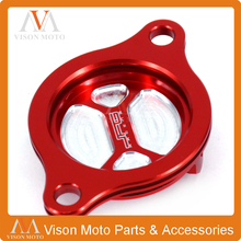 CNC Motorcycle Billet Oil Filter cap Cover For Honda CRF450R 02 03 04 05 06 07 08 CRF450X 05 06 07 08 09 10 11 12 13 14 15 16