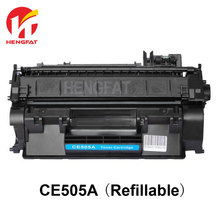 Buy 2PCS Refilllable CE505A 05A 505a 505 Toner Cartridge HP LJ P2035 2055 Canon LBP6300 6650 6670 6680 MF5840 (50 70 80)5950 for $52.38 in AliExpress store