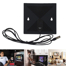 FR-4 Indoor HD Digital Antenna X-71 High Definition Digital TV Antenna Full Digital TV VHF UHF DTV HDTV For TV L3EF