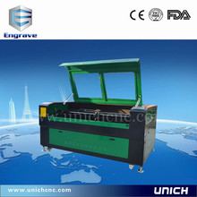 New model and Unich economic laser wood cutting machine/cnc laser machine/mini co2 laser1610/laser cutting service