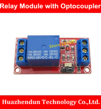 High Quality 1-circuit Relay Module with Optocoupler Support High and Low Trigger 5V 1-CIRCUIT(China)