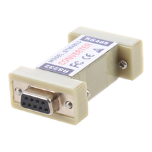 RS485 to RS232 Communication Data Converter Adapter