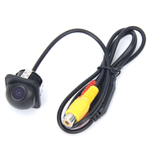Car Reverse Camera Universal Model Reverse Camera CCD Water-Proof RCA cable NTSC for corolla jetta focus solaris golf passat rio(China)