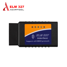 2016 ELM327 Bluetooth OBD2 Scanner V2.1 Interface Works On Android Torque Elm 327 Bluetooth OBDII Car Diagnostic Scanner