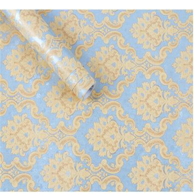 beibehang PVC waterproof wallpaper garden warm floral bedroom self-adhesive wallpaper garden wallpaper home improvement<br>
