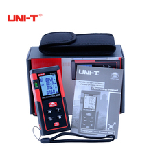 UNI-T UT390B+ 40M Optical Laser Range finder Handheld area measure volume measure telemetre laser distance meter(China)