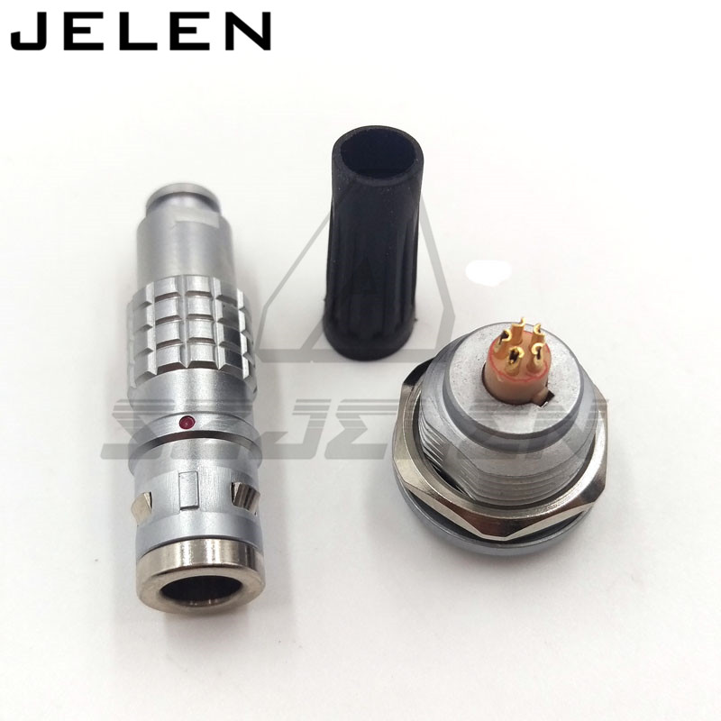 lemo 5 pin connector, FGG.0K.305.CLAC,EGG.0K.305.  Automotive waterproof connector, communications panel mount connector 5-pin<br><br>Aliexpress
