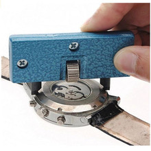 Superior Watch Adjustable Opener Back Case Press Closer Remover Repair Watchmaker Tool August 19