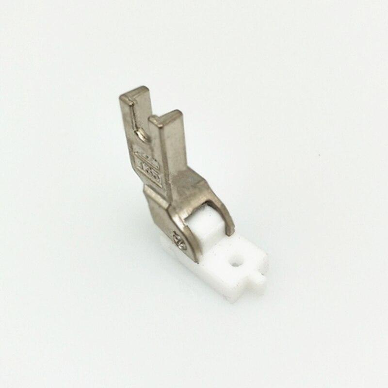S518 High Shank Single Needle Hidden Zipper Foot Set 2 pcs