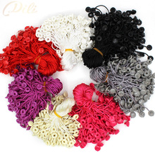 1000pcs/lot hang tag string cord 7'' garment stringing cord for price hangtag seal tag