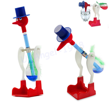 10pcs/lot Drinking Bird,USA ASTM certificate happy bird, perpetual motion bird ,children education toys+Free Shipping(China)