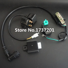 Ignition Coil 5 Pin CDI 12v Regulator Rectifier Relay For 50 70 90 110 125 cc Chinese ATV Quad Dirt Bike