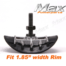 "1.85"" width Fit Most Motorcycle Dirt Pit Bikes 10""12""14""16""17""18""19""21"" Rim Tire Rim Lock tyre security bolt(China)"