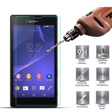 Tempered Glass for Sony Xperia T3 Screen Protector Protective Film T3, Mobile Phone for Sony Xperia T3 Glass