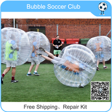 Free Shipping Human Different Size Inflatable Body Bubble Ball Soccer Football Bumper Ball For Team Games