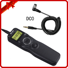 Meyin TW-830 DC0 Timer Shutter Remote Control For Nikon D800 D750 D700 D400 D300 D200 D100 D4 D3, Fujifilm S5 S3, Kodak DCS-14n