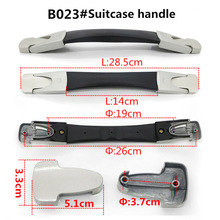 Replacement Telescopic Luggage Parts Handles Hardware Accessories ,Replacement Suitcase Handle/Trolley Handle(China)