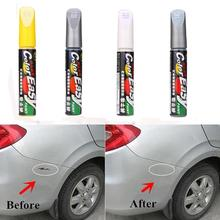 Car-styling Car Scratch Paint Pen Colors Coat Paint Pen Touch Up Scratch Clear Repair Remover Remove Tool 711 levert dropship(China)