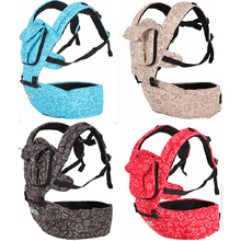 2017 Hot sale Baby Carrier Hip Seat Backpack Baby Sling Wrap Carriers Toddler Baby Hipseat kangaroo suspenders Drop Sales