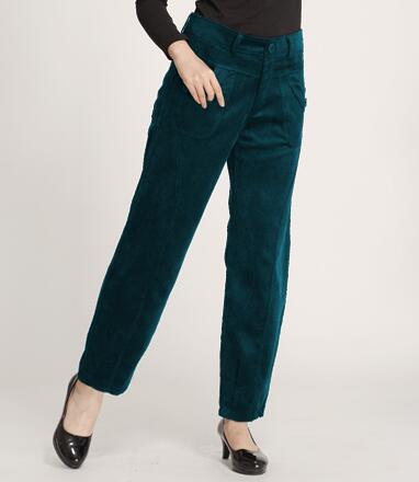 Harem pants for women plus size corduroy high waist casual capris green red khaki black autumn spring trousers female dhb0703