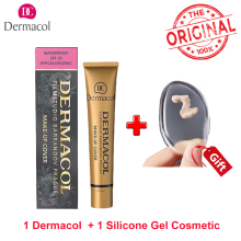 Dermacol Base primer corrector concealer cream makeup base tatoo concealer face foundation contour palette 30g free shipping