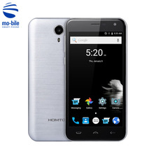 Unlocked HOMTOM HT3 5.0 inch MTK6580 Quad Core 2.5D HD Screen Dual SIM Smartphone Android 5.1 3000Mah Battery Moblie Cell Phone