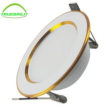 Led downlights Spot Led Recessed SMD Down Light 12W 9W 3W 5W 7W Spot Light Home Ceiling Lamps(China)