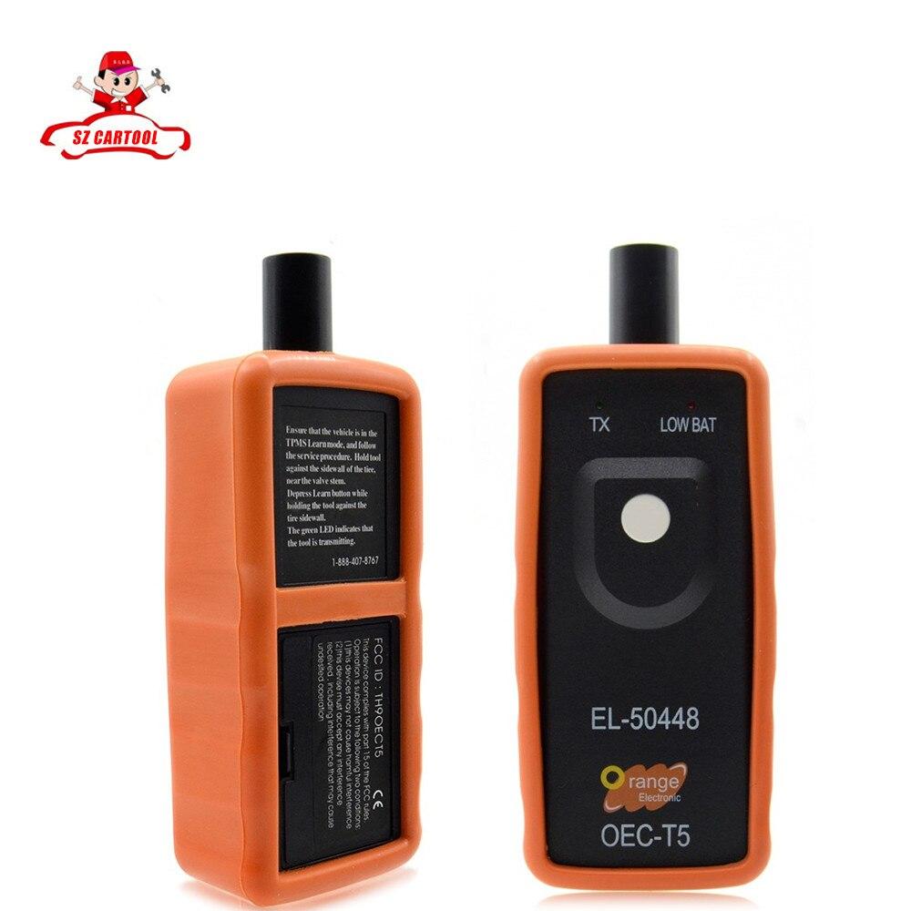 2017 New Arrival New Car Vehice Auto Automotive EL 50448 Tire Pressure Monitor Sensor TPMS Activation Tool EL-50448 For SPX GM T<br><br>Aliexpress