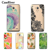 CaseRiver Soft TPU Silicone ZTE Blade V7 Lite Case Cover Fashion Patterns Painting Back Protective Phone Fundas ZTE V7 Lite Case