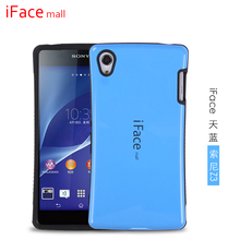 high quality shockproof hard case For Sony Xperia Z3 Mobile Phone Bag Cover imported PC material Z4 Z5 CASES Covers bag