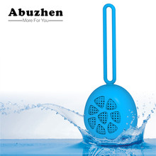 Abuzhen Bluetooth Speaker Wirless Mini Speakers Waterproof IPX5 Outdoor Caixa De Som Amplifier Support TF Card Handsfree Call(China)