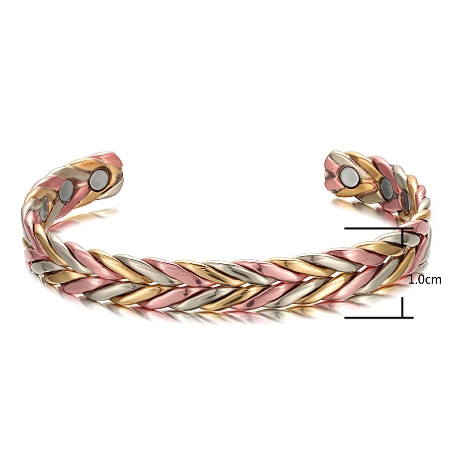 Health Energy Magnetic Bracelet  (25)